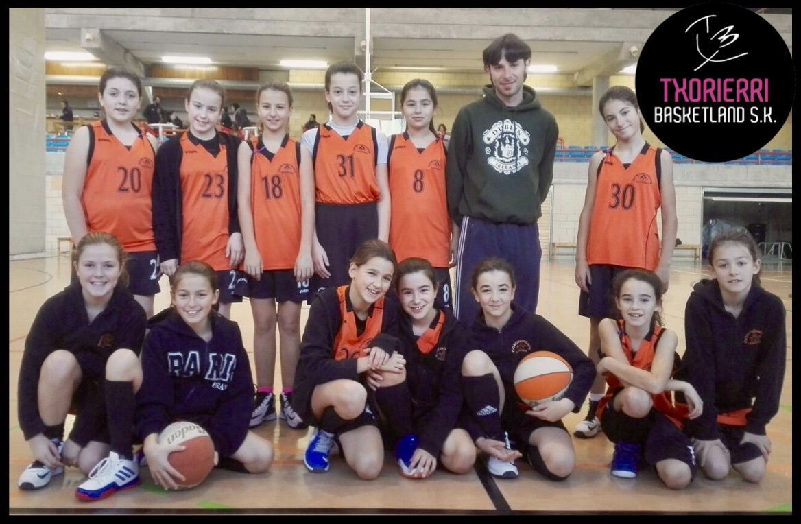 MiniBasketFemenino2005-2006